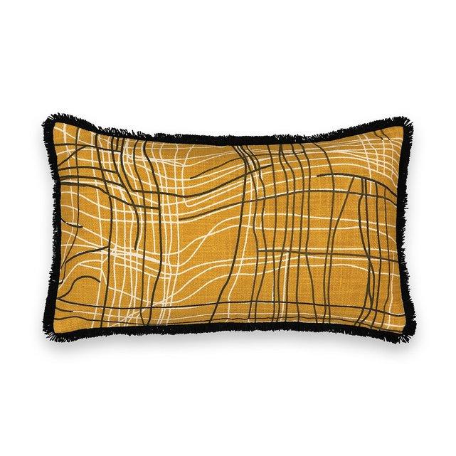 Θήκη για μαξιλαράκι με σιρίτι από κρόσσια, Dalian