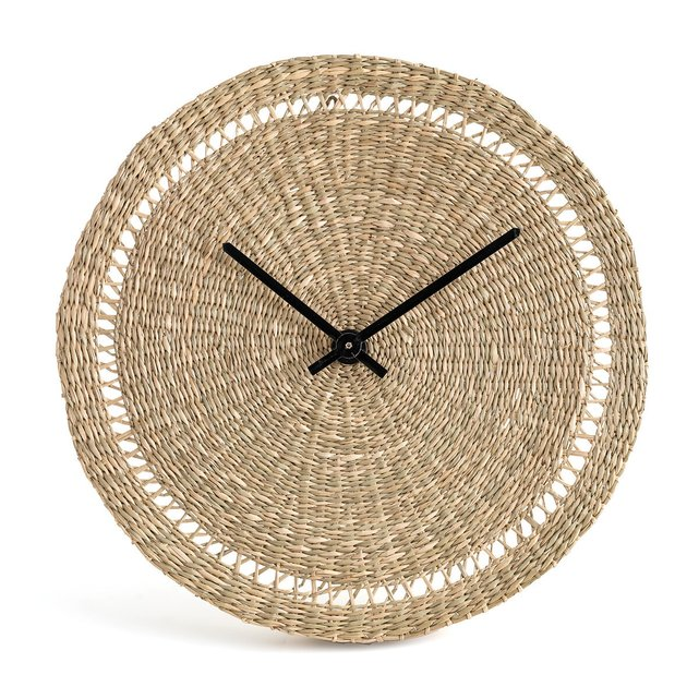 Στρογγυλό ρολόι από ψάθα, Jutlo