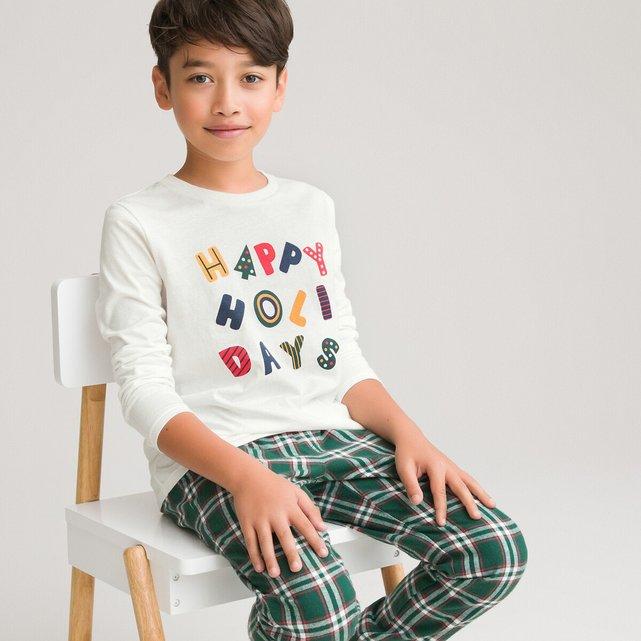 Χριστουγεννιάτικη πιτζάμα, 3-14 ετών