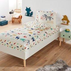 «Έξυπνο» σετ κρεβατιού με πάπλωμα, ANIMALIA