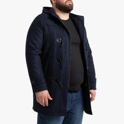 Παλτό καμηλό με κουκούλα