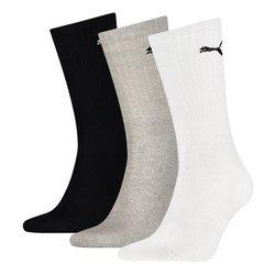 Σετ 3 ζευγάρια βαμβακερές κάλτσες τένις
