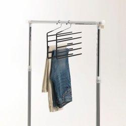 Μεταλλική κρεμάστρα για παντελόνια (σετ των 2)