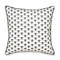 Ιcaille Cotton Cushion Cover