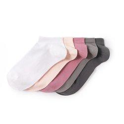 Σετ 5 ζευγάρια βαμβακερές αθλητικές κάλτσες