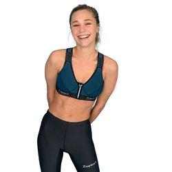 Zbra Silver Αθλητικό σουτιέν από αναπνεύσιμο πλέγμα
