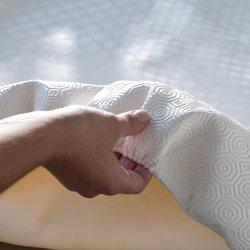 Προστατευτικό με λάστιχο για στρογγυλό τραπέζι