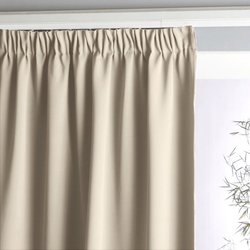 Voda Double-Sided Blackout Single Curtain