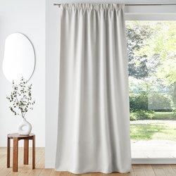 Voda Double-Sided Blackout Single Curtain