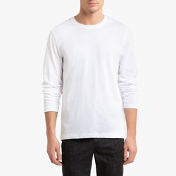 Μπλούζα jersey από μικτό βαμβάκι