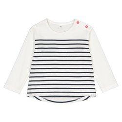 Μπλούζα από βαμβάκι, 1 μηνός - 3 ετών
