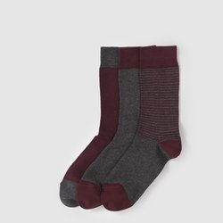 Σετ 3 ζευγάρια κάλτσες