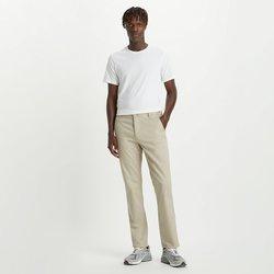 Χακί παντελόνι chino Alpha