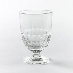 Ποτήρι νερού με σχέδιο κυψέλη COHANI (σετ των 6)