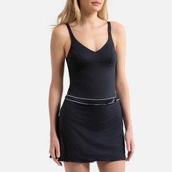 Μαγιό με ενσωματωμένη μίνι φούστα
