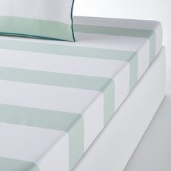 Yacht Cotton Fitted Sheet