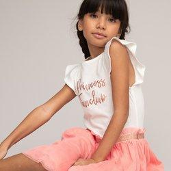 Φόρεμα από 2 υλικά, 3-12 ετών