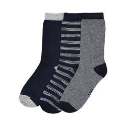 Ψηλές κάλτσες, σετ των 3