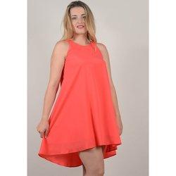 Κοντό ασύμμετρο εβαζέ φόρεμα