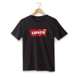 Κοντομάνικο T-Shirt με στάμπα