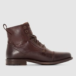 Emerson Leather Ankle Boots