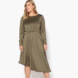 Εβαζέ φόρεμα με μανίκια 3 4
