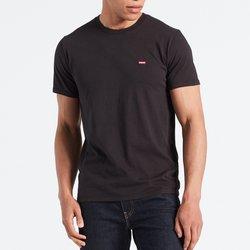 Κοντομάνικο T-Shirt με στρογγυλή λαιμόκοψη