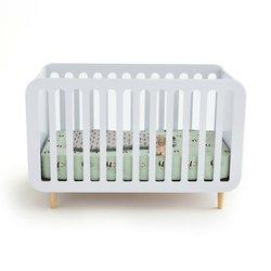 Βρεφικό κρεβάτι με ρυθμιζόμενο στρώμα Jimi