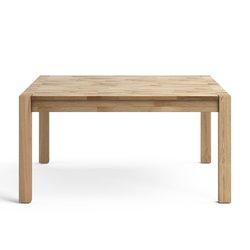 Τετράγωνο τραπέζι 8 ατόμων Adelita
