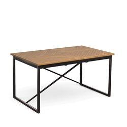 Επεκτεινόμενο τραπέζι από μασίφ πευκό Nottingham