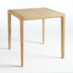 Τραπέζι Nizou Bistro από τον E. Gallina