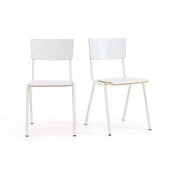 Καρέκλα HIBA (σετ των 2)