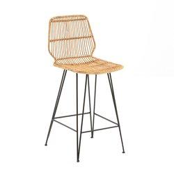 Καρέκλα μπαρ MALU (μεσαίο ύψος)