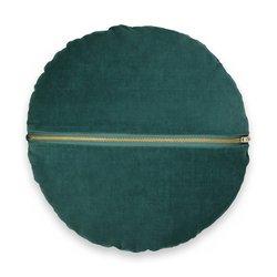 Βελούδινο στρογγυλό μαξιλάρι VELVET