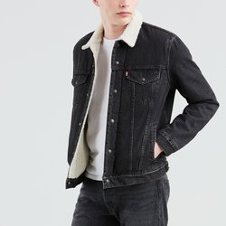 Jean Jacket Type 3 Sherpa Trucker