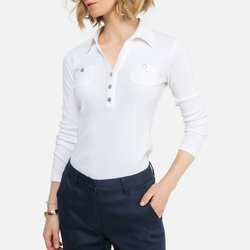 Μακρυμάνικη μπλούζα πόλο