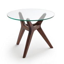 Τραπέζι βοηθητικό από ξύλο καρυδιάς, Maricielo