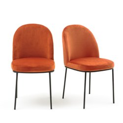 Καρέκλα TOPIM (σετ των 2)