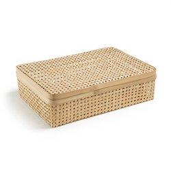 Κουτί αποθήκευσης από μπαμπού Syramu