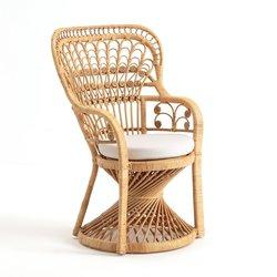 Πολυθρόνα από rotin, MALU