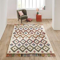 Μάλλινο χαλί σε στυλ berber Ourika