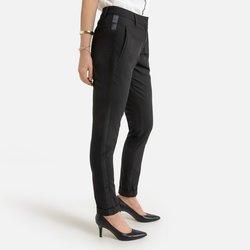Ίσιο παντελόνι 7 8 σε στιλ σμόκιν