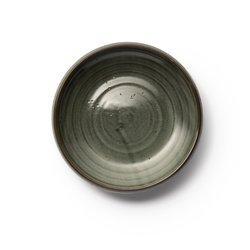 Βαθιά εμαγιέ κεραμικά πιάτα Akira (σετ των 4)