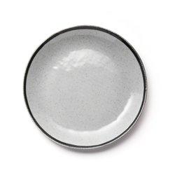 Πιάτα από εμαγιέ κεραμικό Anika (Σετ των 4)