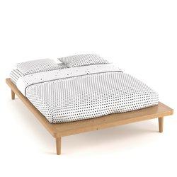 Κρεβάτι πλατφόρμα, μασίφ πεύκο, JIMI