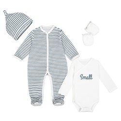 Βελουτέ σύνολο για νεογέννητα, πρόωρο-12 μηνών