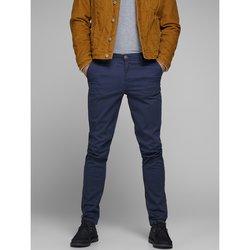 Slim παντελόνι με λοξές τσέπες Marco
