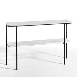 Μαρμάρινο Τραπέζι Για Οθόνη Σχεδιασμένο Από τον E. Gallina