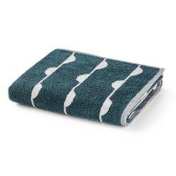 Πετσέτα μπάνιου διπλής όψης βαμβακερή IRUN
