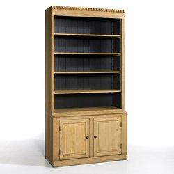 Βιβλιοθήκη Aria, μασίφ ξύλο δρυς
